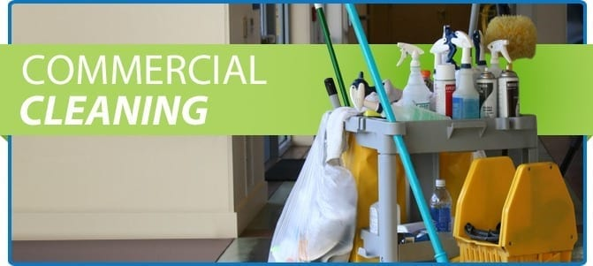 Commercial Cleaning Rancho Cucamonga CA
