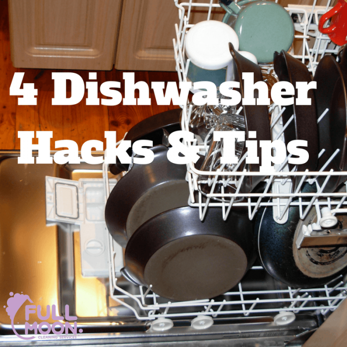 4 Dishwasher Disasters & How To Avoid Them