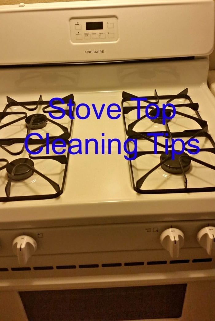 8 Stove Top Cleaning Tips Stove Top Cleaning